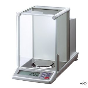 A&D ANALYTICAL BALANCE 220/51G HR202I