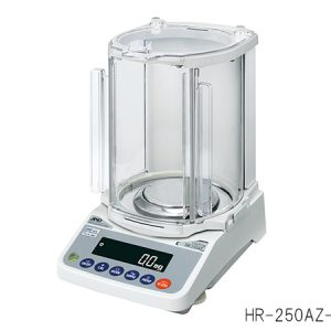 A&D ANALYTICAL BALANCE 252G HR-250AZ-JA
