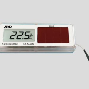 A&D SOLAR THERMOMETER AD-5656SL
