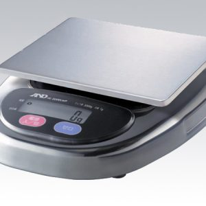 A&D WATERPROOF ELECTRONIC BALANCE HL-3000LWP