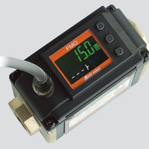 AICHI TOKEI CAPACITANCE TYPE ELECTROMAGNETIC FLOW RATE MONITOR CX15A-NA-3