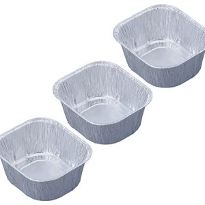ALUMINIUM DISPOSABLE TRAY C-1