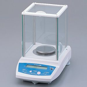 AS ONE ANALYTICAL BALANCE 210G ASP214