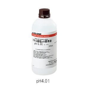 AS ONE BUFFER SOLUTION pH4.01