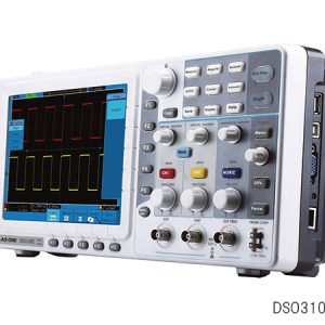 AS ONE DIGITAL STORAGE OSCILLOSCOPE DSO3100E