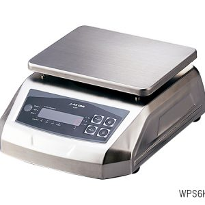 AS ONE DUSTPROOF.WATERPROOF SCALE WPS6K1