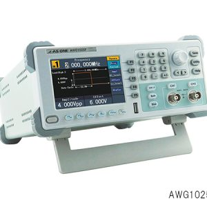 AS ONE FUNCTION GENERATOR AWG1025F