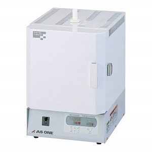 AS ONE GAS SUBSTITUTION MUFFLE FURNACE 355 X460 X495 HPM-0G