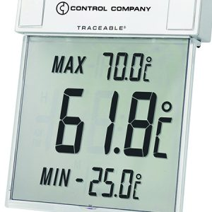 AS ONE LARGE DISPLAY THERMOMETER 4160