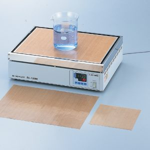 AS ONE NON-ADHESIVE SHEET FOR HOT PLATE 300 X 400MM 5 PIECES
