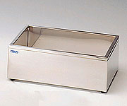 AS ONE STAINLESS STEEL WATER TANK SQUARE S-3