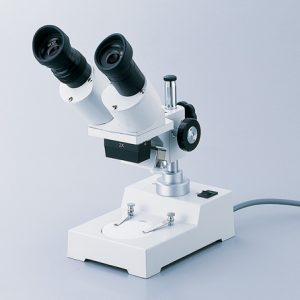 AS ONE STEREOSCOPIC MICROSCOPE S-20L20x