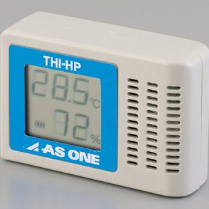 AS ONE THERMO-HYGROMETER THI-HP