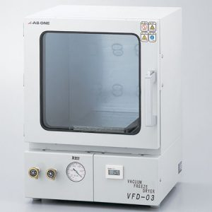 AS ONE VACUUM FREEZE DRYER VFD-03