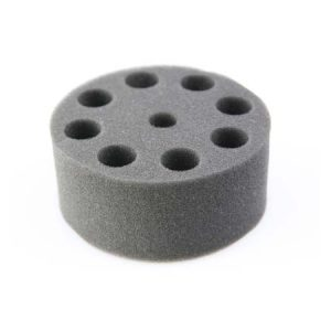AS ONE VORTEX MIXER TUBE ADAPTER 8 HOLE FOR ¦Õ20