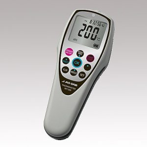 AS ONE WATERPROOF DIGITAL THERMOMETER WT-200