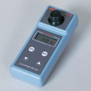 AVAILABLE CHLORINE METER RC-3F