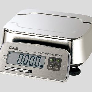 CAS DUST/WATERPROOF DIGITAL SCALE FW500C-15
