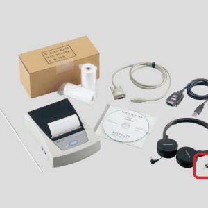 COMPACT VIBRATION METER PC-260MS