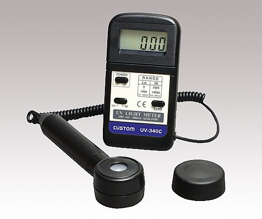 RADIOACTIVE/UV METER