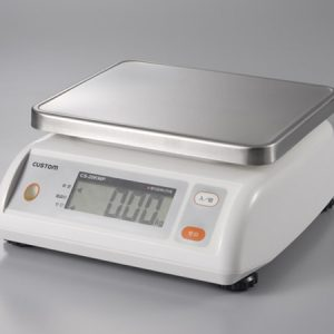 CUSTOM WATERPROOF SCALE CS-1000WP
