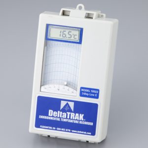 DELTATRAK THERMO-HYGRO RECORDER 18028