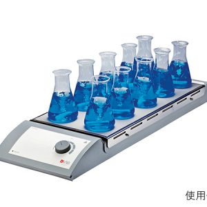 DLAB MULTI ELECTROMAGNETIC STIRRER APPROXIMATELY MAX.1100rpm 400ML X10 MS-M-S10