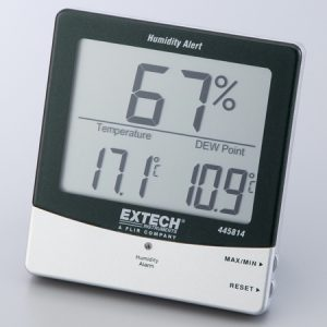 EXTECH THERMO-HYGROMETER 445814