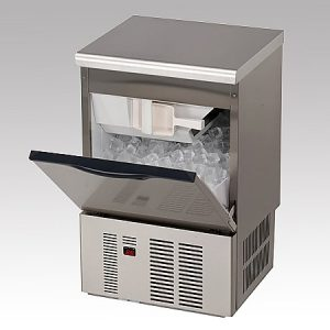 FULL AUTOMATIC ICE MACHINE 500 X450 X800MM DRI-35LME