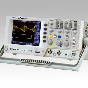GW INSTEK DIGITAL STORAGE OSCILLOSCOPE GDS-1052-U
