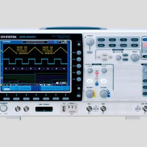 GW INSTEK DIGITAL STORAGE OSCILLOSCOPE GDS-2302A