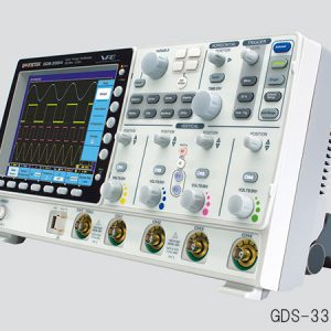 GW INSTEK DIGITAL STORAGE OSCILLOSCOPE GDS-3504