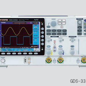 GW INSTEK DIGITAL STORAGE OSCILLOSCOPE GDS-3252