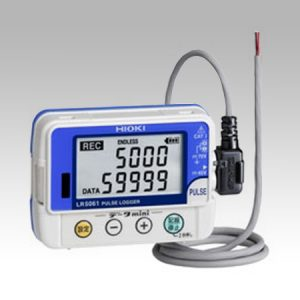HIOKI VOLTAGE LOGGER, CLAMP LOGGER LR5061