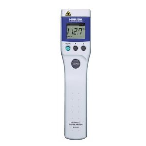 HORIBA INFRARED THERMOMETER IT-545N