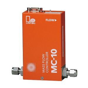 LINTEC MASS FLOW CONTROLLER MC-10RC-4SWLR4A0A0-02