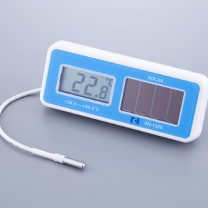 NETSUKEN SOLAR DIGITAL THERMOMETER SN-1200