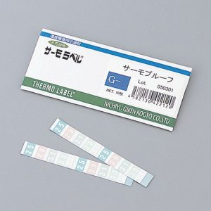 NIGK TEMPERATURE LABEL G-2