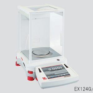OHAUS ANALYTICAL BALANCE WINDSHIELD DOOR AUTOMATIC OPEN/CLOSE TYPE 320G EX324G/AD