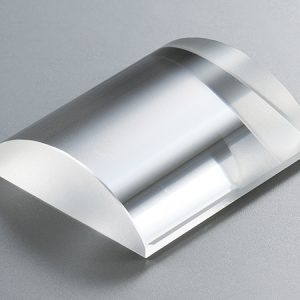 PLANO-CONVEX CYLINDRICAL LENS
