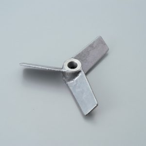 PROPELLER FOR AIR MIXER STAINLESS BLADES PROPELLER,STAINLESS STEEL PADDLE TYPE  THREE-SHEET WING