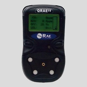 RAE SYSTEMS MULTI GAS DETECTOR Diffusion