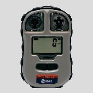 RAE SYSTEMS SINGLE GAS DETECTOR Carbon monoxide, high concentration