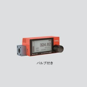 RED-Y DRY CELL BATTERY TYPE MASS FLOW METER GCR-C-10L/N2