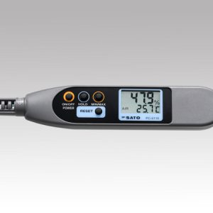 SATO THERMO-HYGROMETER PC-5110