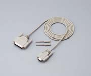 SHIMADZU CONNECTION CABLE P/N3216075401 FOR ELECTRONIC ANALYTICAL EVEN BALANCE RS232CP/N321-60754-01