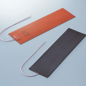 SILICONE RUBBER HEATER MG 100 X300