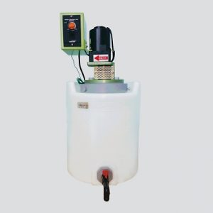 TANK WITH AGITATOR 20L TANK AND AGITATION SET