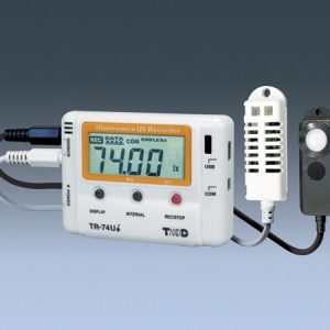 T&D THERMO RECORDER TR-74Ui