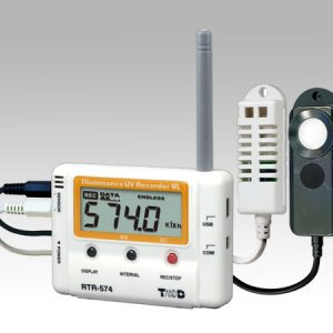 T&D WIRELESS THERMORECORDER RTR-574